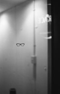 宵撮り ~眼鏡~ - ページをめくるように