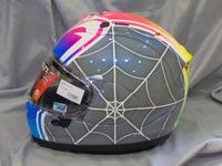 "Arai Helmet RX-7X "" 永井 "" - YUHIRO&M DESIGNS2"