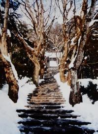 大原御幸 上(Ex-emperor's visit in Ohara1) - ももさへづり*やまと編*cent chants d'une chouette (Yamato*Japon)