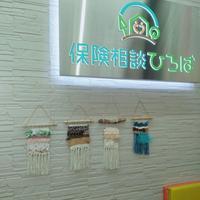 8/24タペストリーワークショップ*レポ - cache-cache~成田市ハンドメイドマーケット&オープンガーデン~