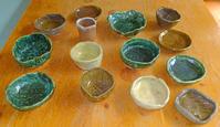 窯出し8月28日(水) - しんちゃんの七輪陶芸、12年の日常