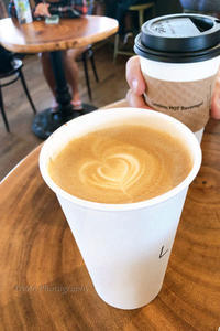 コナコーヒーのカフェ@2019ハワイ島 - TAMAの卵