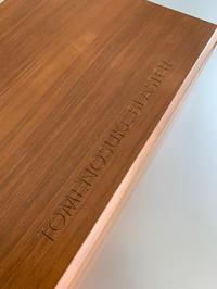 留ブラ用波型ウレタン・スポンジ使用の特製木箱 - 下呂温泉 留之助商店 店主のブログ