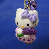 北海道のラベンダー・キティです。 - ご無沙汰写真館