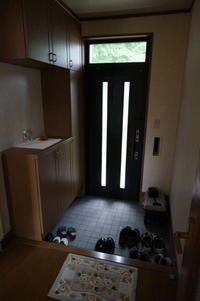 明るくて広い玄関で『おもてなし』 - 函館の建築家 『北崎 賢』日々の遊びと仕事