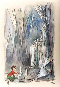 Jan Marcin Szancer画の雪の女王 - Books