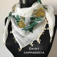 ハンドペイントコットンスカーフ、入荷しました - カッパドキアのデイジーオヤ刺繍ショップ店長日記