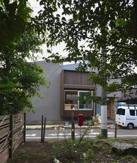 足場取れました - atelier kukka architects