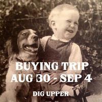 Buying Trip 8/30〜9/4!! - DIGUPPER BLOG