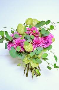 ようこそパリスタイルの世界へ! - お花に囲まれて