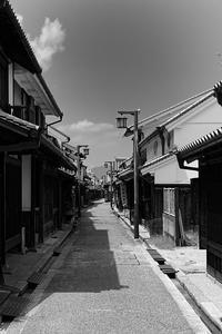 今井町散策其の二 - デジタルな鍛冶屋の写真歩記