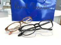 ポールスミス入荷しましたメガネのノハラ京都ファミリー店遠近両用体験ブース - メガネのノハラ 京都ファミリー店 staffblog@nohara