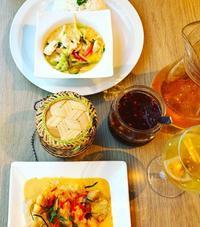 ラオワサナで、ラオス料理&タイ料理@パリ13区 - keiko's paris journal <パリ通信 - KSL>