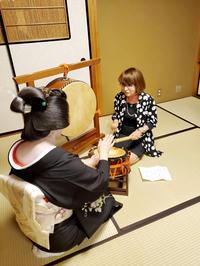 初体験♪金沢でお座敷遊び - ー思いやりをカタチにー 株式会社羽島企画の社長ブログ