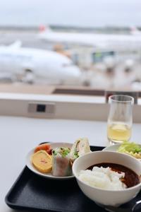 子連れ釜山① 機内食をフルーツミールにしてみた - 旅するツバメ                                                                   --  子連れで海外旅行を楽しむブログ--