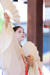祇園祭2019花傘巡行・奉納舞(祇園東・歌舞伎踊) - 花景色-K.W.C. PhotoBlog
