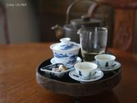 秋田で出会った茶器たち - お茶をどうぞ♪