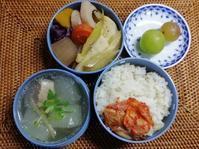 冬瓜と豚肉の薬膳スープ - 好食好日