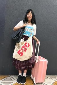 大阪初遠征 - あるこう、あるこう