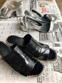 夏の靴片付け - 晴れ好き女の衣生活メモ