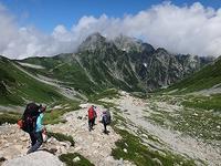 登山リーダー夏山研修会に行ってきました。 - blog版 がおろ亭