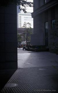 夕暮れ空間 - 心のカメラ   more tomorrow than today ...