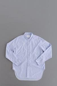 STILL BY HAND Wing Collar Shirts - un.regard.moderne