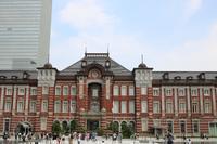 東京駅舎 駅前広場が美しい! - 猫の部屋
