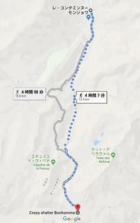 50オヤジのツールドモンブラン(7日目。登山5日目) - コバゴローブログ