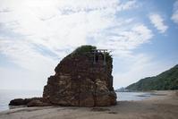 山陰旅行稲佐の浜 - 尾張名所図会を巡る