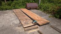 3mテーブル天板 材料出し - KAKI CABINETMAKER
