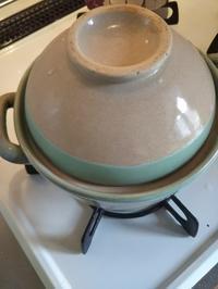 土鍋でご飯を炊いておにぎりにする - ちゃたろうとゆきまま日記