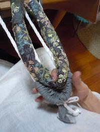 最近のアトリエ教室〜布ぞうり編〜 - こんなことが、あったよ。