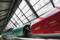 ようやく1眼レフで・・・。 - 新幹線の写真