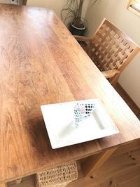テーブルの重鎮 - comfortable DAYs