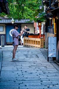 京都のオーバーツーリズム -5- - ◆Akira's Candid Photography