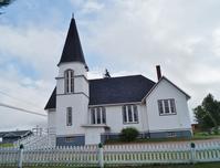プリンスエドワード島ツアー(7)モンゴメリがオルガンを弾いたキャベンディッシュ合同教会 - たんぶーらんの戯言