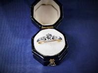 エドワーディアン ダイヤモンドリング - AntiqueJewellery GoodWill