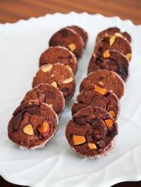 チョコナッツクッキー - This is delicious !!