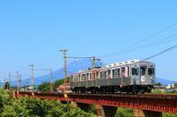 弘南鉄道大鰐線を走る「桜ミク」車両 - 飛行機&鉄道写真館