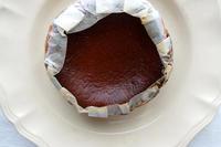 カオリーヌ菓子店バスクのチーズケーキ - PASSAGE