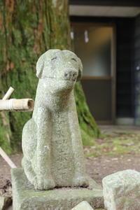 狛犬さま - ecocoro日和