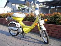 【現状販売車両】SUZUKIスージー Susie - 大阪府泉佐野市 Bike Shop SINZEN バイクショップ シンゼン 色々ブログ
