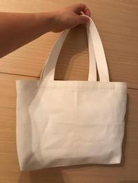 裁縫初心者 帆布トートバッグを作った - ALOHAs☆Diary