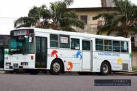 (2019.7) 鹿児島交通・鹿児島200か1513 - バスを求めて…