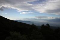 2000mの雲海 - 鳥見って・・・大人のポケモン2019