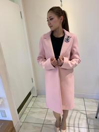 ピンクのコート - ★ Eau Claire ★ Dolce Vita ★