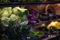 新鮮お野菜 / fresh vegetables - Seeking Light - 光を探して。。。