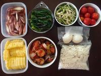 週末の常備菜づくり(199001) - ふたりで暮らす