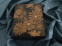 金蒔絵の箱 - ダイアリー